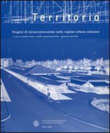 Progetti d'infrastrutturazione nella regione urbana milanese - copertina