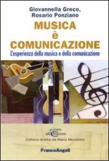 Filippodegasperi.it Musica è comunicazione. L'esperienza della musica e della comunicazione Image