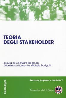 Teoria degli stakeholder - copertina