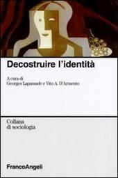 Decostruire l'identità