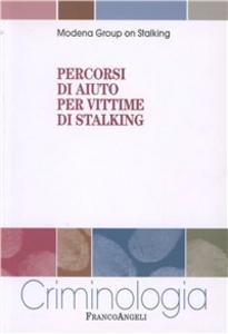 Libro Percorsi di aiuto per vittime di stalking