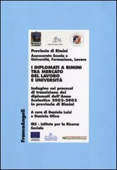 I diplomati a Rimini tra mercato del lavoro e Università. Indagine sui processi di transizione dei diplomati dell'Anno Scolastico 2002-2003 in provincia di Rimini