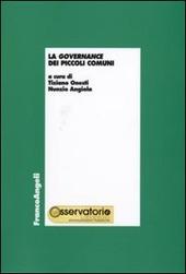 La governance dei piccoli comuni