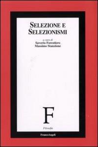Libro Selezione e selezionismi