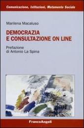 Democrazia e consultazione on line