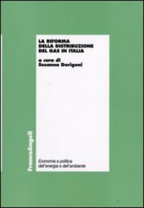 Libro La riforma della distribuzione del gas in Italia