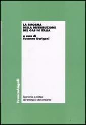 La riforma della distribuzione del gas in Italia