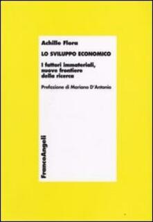 Promoartpalermo.it Lo sviluppo economico. I fattori immateriali, nuove frontiere della ricerca Image