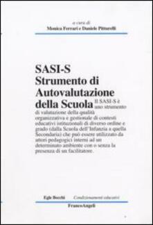 Listadelpopolo.it Sasi - S. Strumento di autovalutazione della Scuola (Infanzia-Secondaria) Image