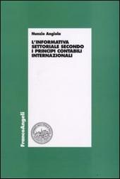 L' informativa settoriale secondo i principi contabili internazionali