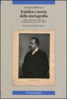 Librisulrazzismo.it Estetica e teoria della storiografia. Studio sulla prima filosofia di Benedetto Croce (1893-1900) Image