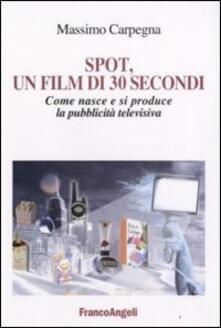 Voluntariadobaleares2014.es Spot, un film di 30 secondi. Come nasce e si riproduce la pubblicità televisiva Image