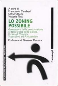Lo zoning possibile. Governance della prostituzione e della tratta delle donne. Il caso di Venezia, Stoccolma ed Amsterdam