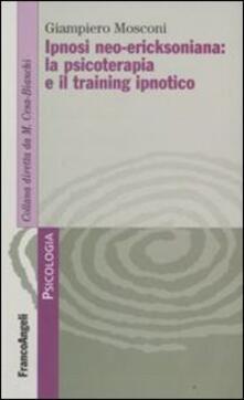 Osteriacasadimare.it Ipnosi neo-ericksoniana: la psicoterapia e il training ipnotico Image