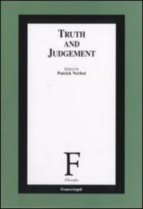 Libro Truth and Judgement Patrick Nerhot