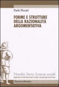 Forme e strutture della razionalità argomentativa