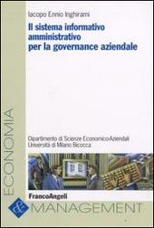 Il sistema informativo amministrativo per la governance aziendale