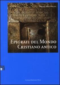 Epigrafi del mondo cristiano antico