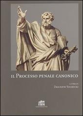 Il processo penale canonico