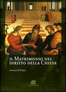 Ristorantezintonio.it Il matrimonio nel diritto della Chiesa. Commento ai canoni 1055-1165 del Codice di Diritto Canonico Image