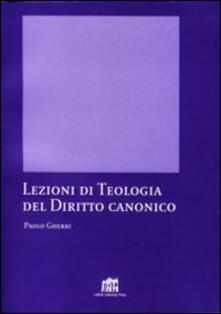Associazionelabirinto.it Lezioni di teologia del diritto canonico Image
