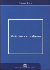 Metafisica e realismo