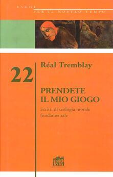 Prendete il mio giogo - Réal Tremblay - copertina