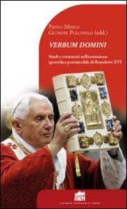 Verbum Domini. Studi e commenti sull'esortazione apostolica postsinodale di Benedetto XVI