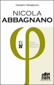 Nicola Abbagnano - Calogero Caltagirone - copertina