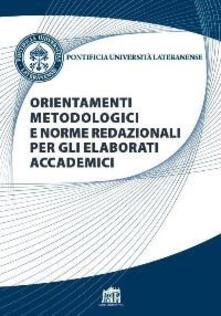 Winniearcher.com Orientamenti metodologici e norme redazionali per gli elaborati accademici Image
