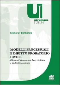Modelli processuali e diritto civile
