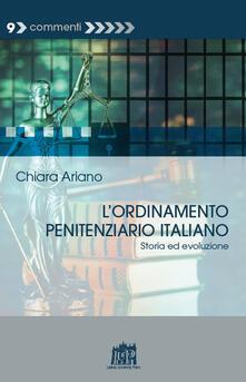 Rallydeicolliscaligeri.it L' ordinamento penitenziario italiano. Storia ed evoluzione Image