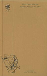 Libro Introduzione a Polieno M. Teresa Schettino
