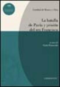 Libro La batalla de Pavía y prisión del rey Francisco