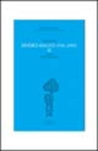 Libro Dodici maggi (1941-2001) Nello Landi