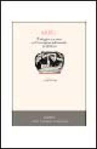 Foto Cover di Da Ulisse a... Il viaggio per mare nell'immaginario letterario ed artistico, Libro di  edito da ETS