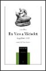 Libro Da Vico a Michelet. Saggi 1968-1995 Alain Pons
