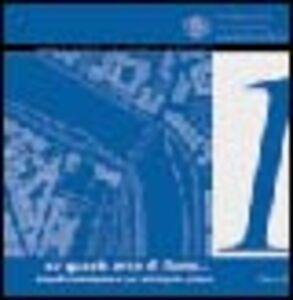 Foto Cover di «Su questo arco di fiume...» Progetti contemporanei per un lungarno pisano, Libro di  edito da ETS