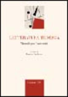 Letteratura tedesca. Manuale per luniversità.pdf