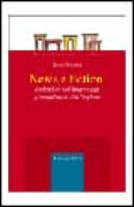 News e fiction. Indagine sui linguaggi giornalistici dell'inglese