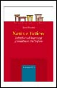 Foto Cover di News e fiction. Indagine sui linguaggi giornalistici dell'inglese, Libro di  edito da ETS