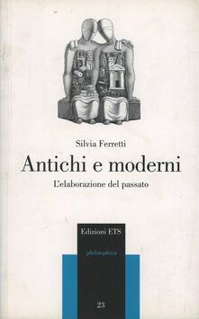 Premioquesti.it Antichi e moderni. L'elaborazione del passato Image