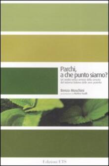 Antondemarirreguera.es Parchi, a che punto siamo? Un'analisi senza omissis della crescita del sistema italiano delle aree protette Image