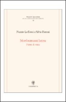 Morfosintassi latina. Punti di vista.pdf
