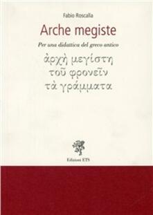 Arche megiste. Per una didattica del greco antico.pdf