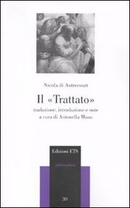 Libro Il trattato Nicola di Autrecourt