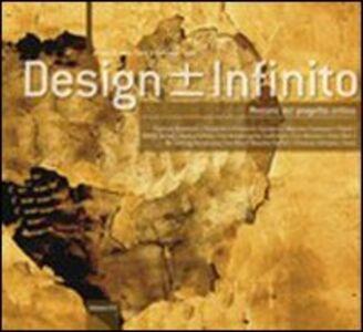 Foto Cover di Design +/- infinito. Percorsi di progetto critico, Libro di  edito da ETS