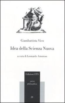 Idea della scienza nuova.pdf