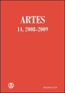 Osteriacasadimare.it Artes. Periodico annuale di storia dell'arte (2008-2009). Vol. 14 Image