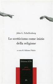Lo scetticismo come inizio della religione